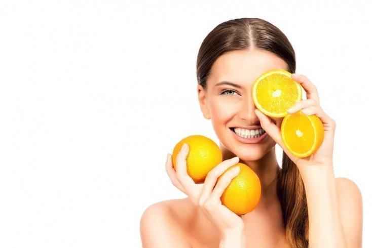Правильное питание для здоровья кожи