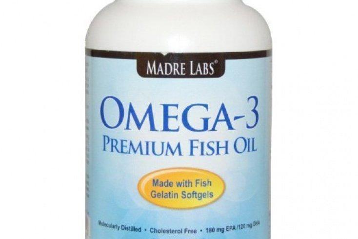 Omega-3 Premium Fish Oil