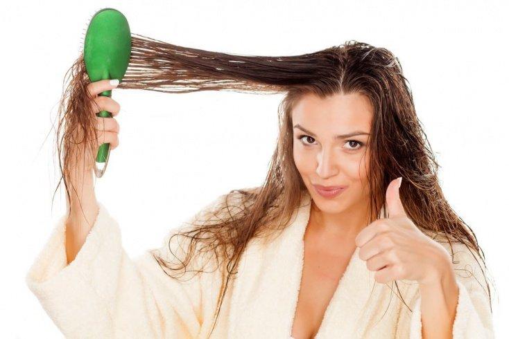 Уход за волосами: лучшие увлажняющие средства