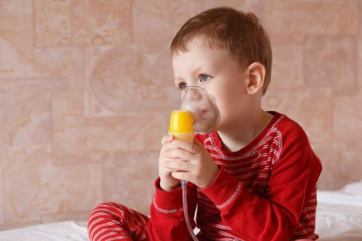 Одышка у детей: методы диагностики и терапии