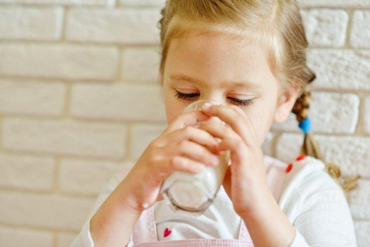 Молочные продукты питания от обезвоживания