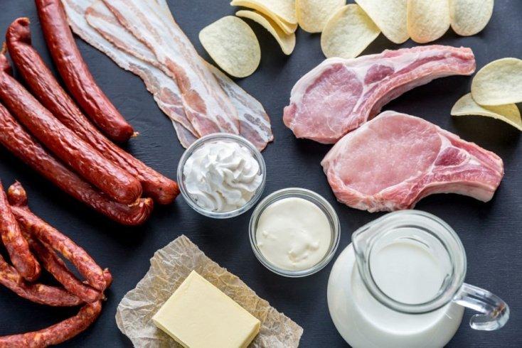 Роль жиров в питании человека