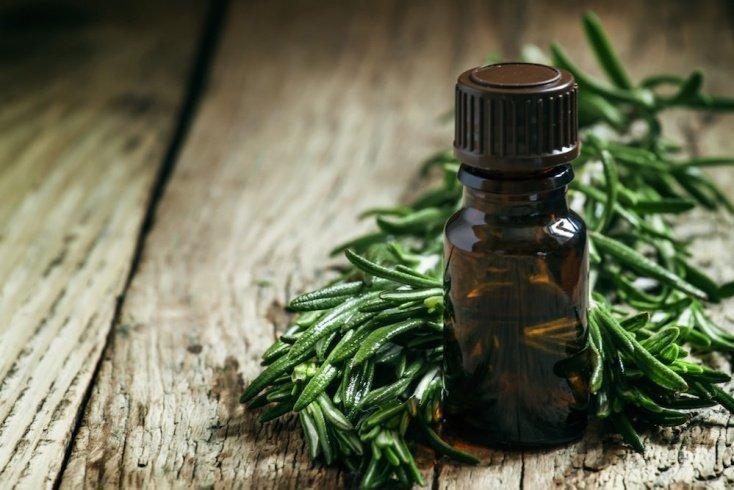 Полезные свойства масла розмарина для красоты волос