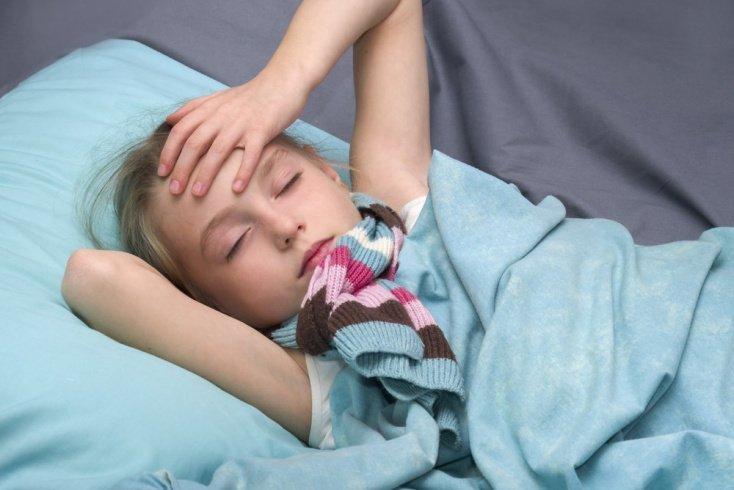 Круп: симптомы у детей