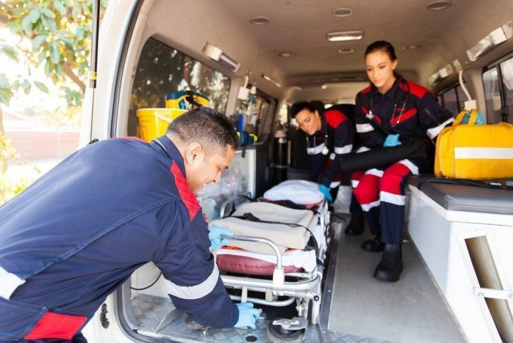 Неотложная помощь при травматическом шоке