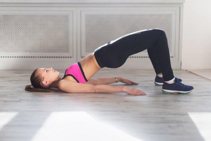 Базовое занятие фитнесом для укрепления ягодичных мышц