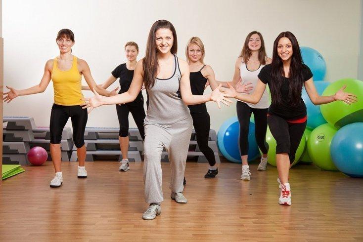 Похудение при помощи ритмической гимнастики