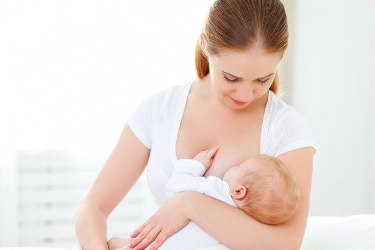 Польза грудного молока для ребенка