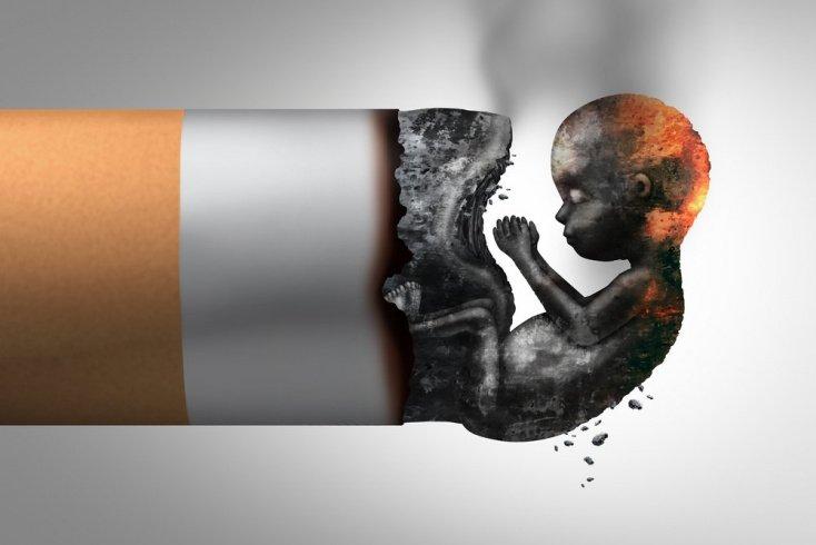 Влияние никотина на течение беременности