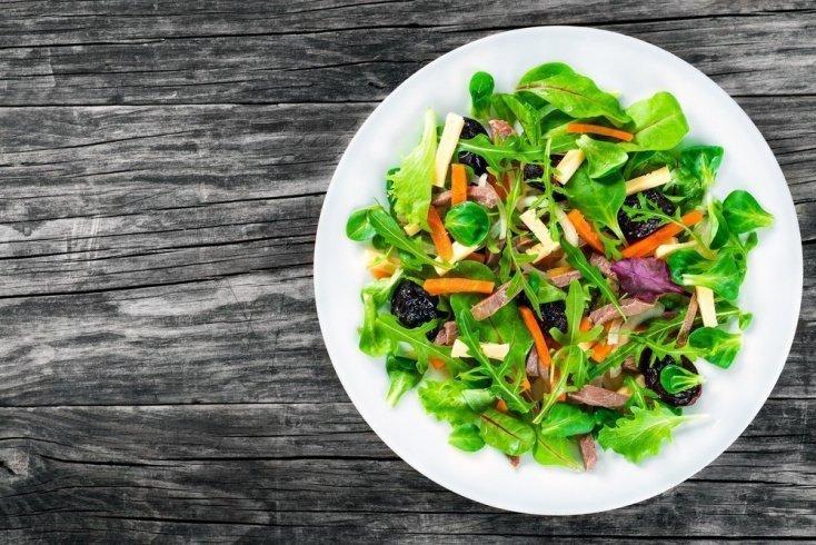Рецепты диетических блюд с черносливом