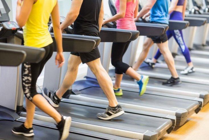 Скорость ходьбы для похудения
