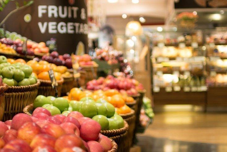 Экотовары, биопродукты и органическое питание