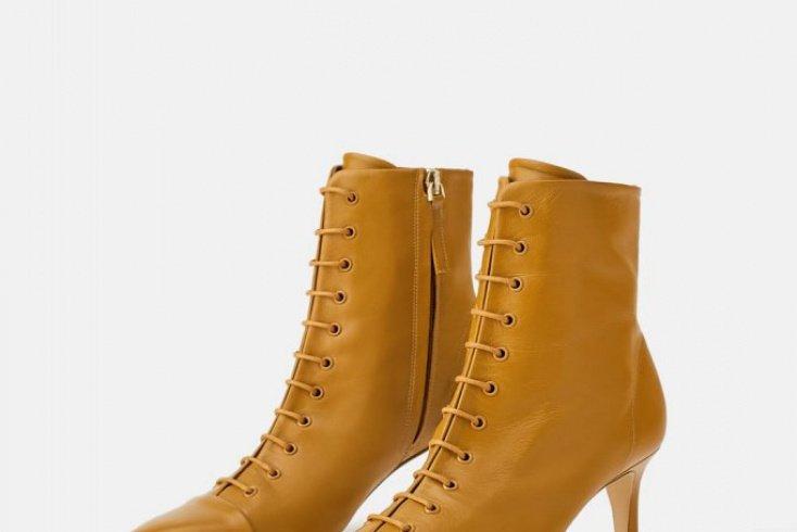 Обувь Источник: zara.net