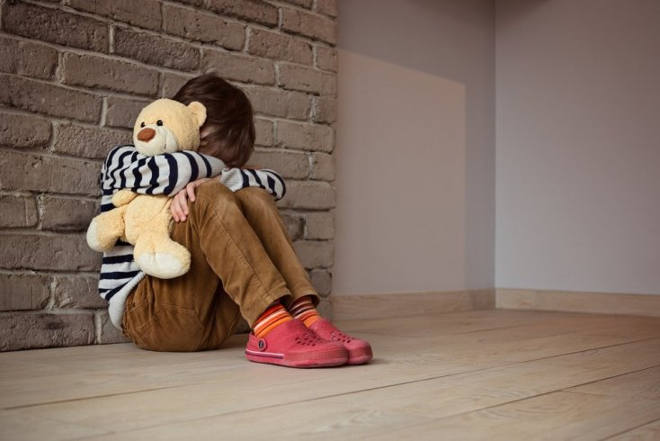 Причины невроза у детей