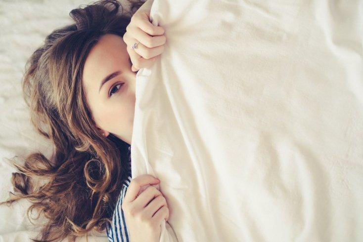 Красота глаз — в здоровом сне