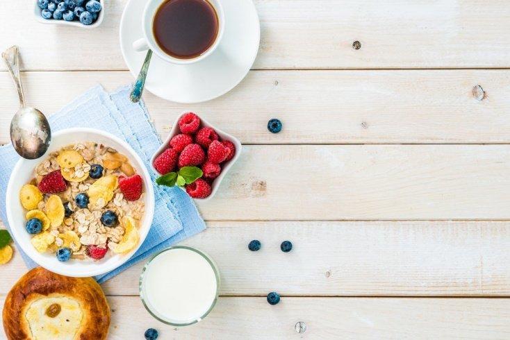 Начинайте день с завтрака!
