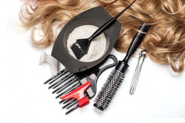 Окрашивание волос: альтернативные секреты красоты
