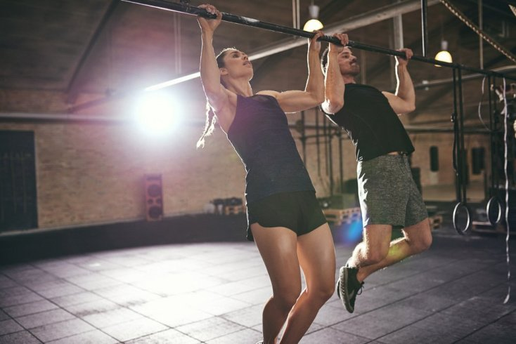 План подтягиваний: подходы и схема выполнения упражнений