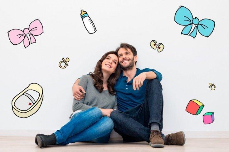 Миф 6: Мысли о беременности способствуют зачатию