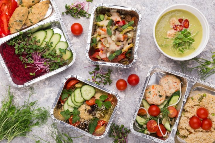 Позаботьтесь о сбалансированном питание