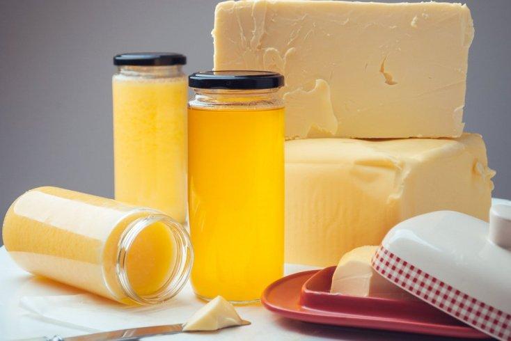 Масло гхи — сокровище аюрведы