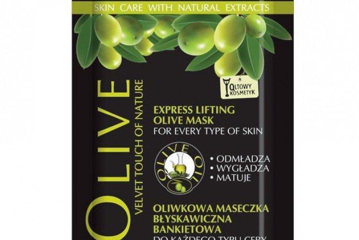 Лифтингующая экспресс-маска Verona Laboratories Express Lifting Olive Mask, 10 мл Источник: makeup-shop.com.ua