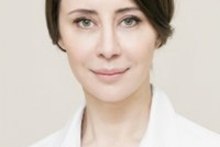 Титель Юлия Борисовна, Главный врач клиники «Пятый элемент», врач-дерматокосметолог, врач антивозрастной медицины