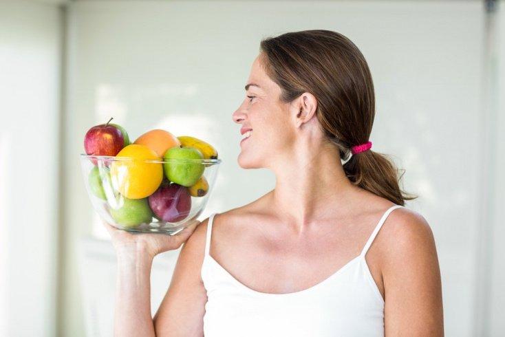 Фрукты как источник витаминов для женщин