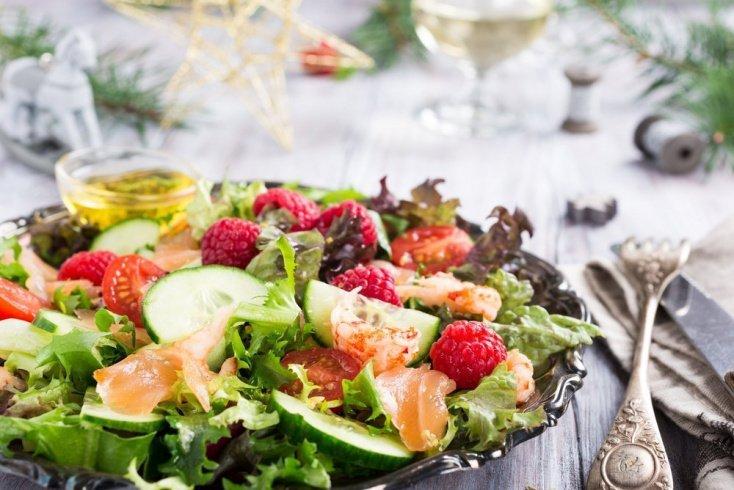Разумное питание и праздничное меню