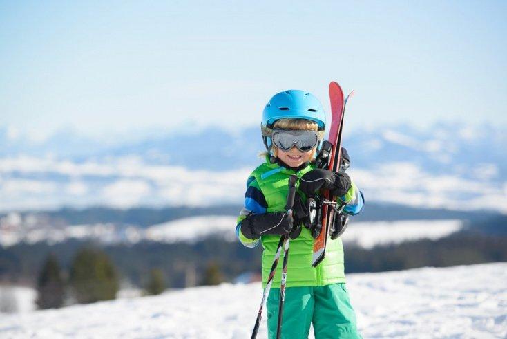 Лыжный спорт в качестве экстрим фитнеса
