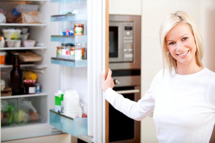 Хранение крема в холодильнике