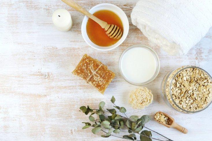Разные рецепты для здоровья волос и кожи