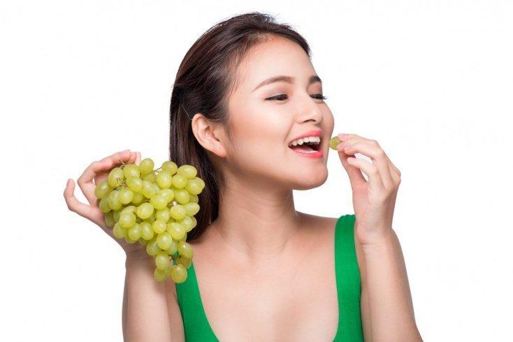 Преимущества ухода за кожей с помощью винограда