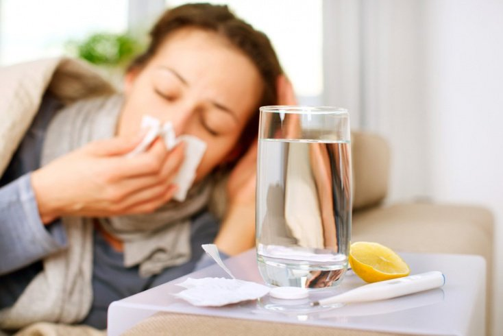 Лечение гриппа в стационаре или дома при беременности или в родах