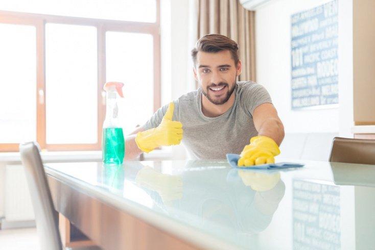 Генеральная уборка, ремонт и смена домашней обстановки — до беременности