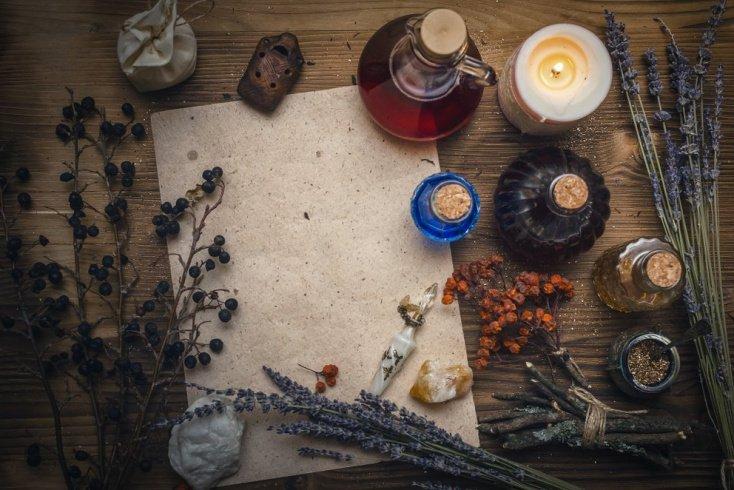 Трепанация и злые духи