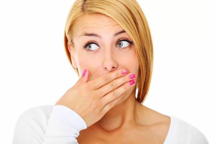 Причины сухости во рту во время беременности