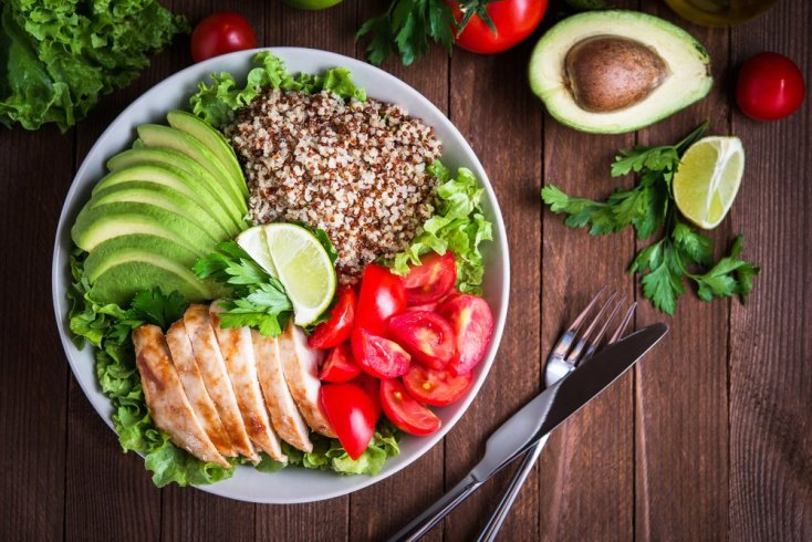 Ключевые элементы спортивного рациона питания