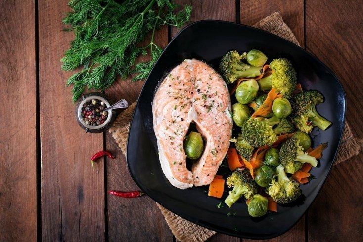 Рыба как составляющая жиросжигающей диеты, влияние на организм человека