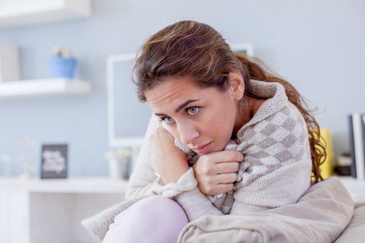 Расстройства терморегуляции