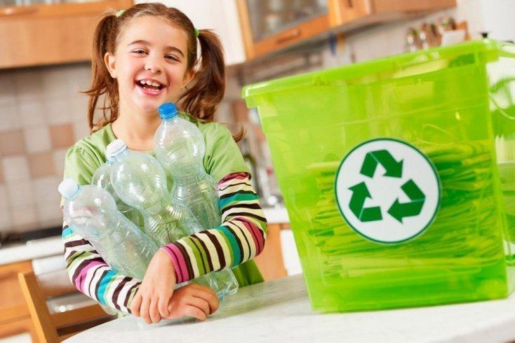 9. Сортируйте мусор