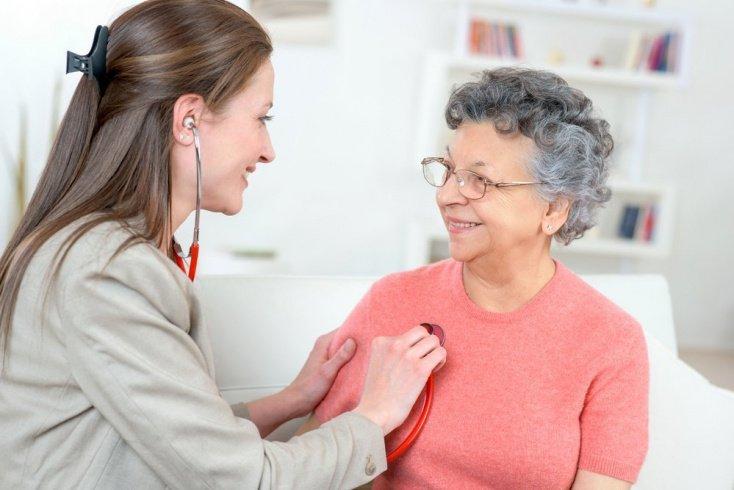 4. Старческая дуга — и снова холестерин