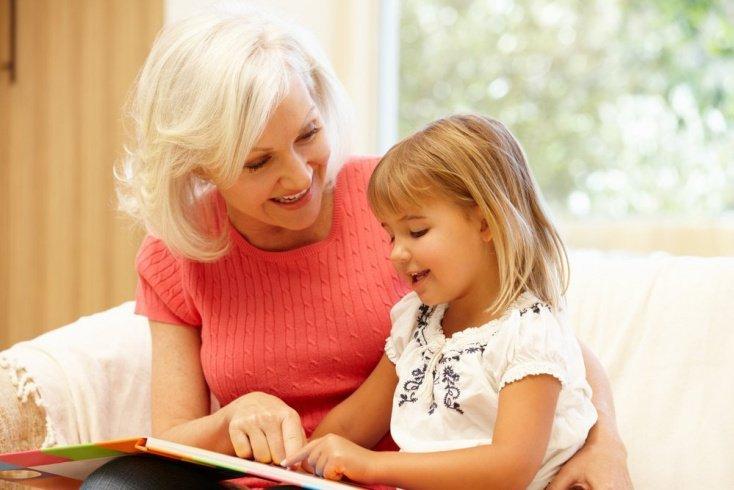 Польза общения ребенка с бабушкой