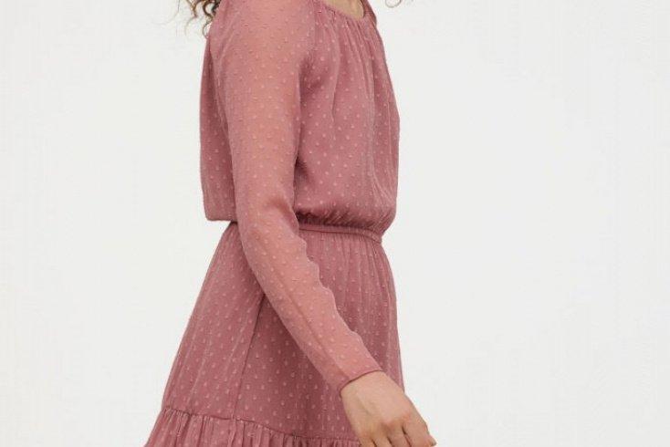 Платья мини Источник: hm.com