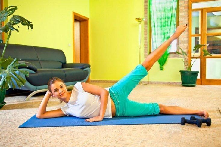 Фитнес дома: полезные рекомендации для начинающих
