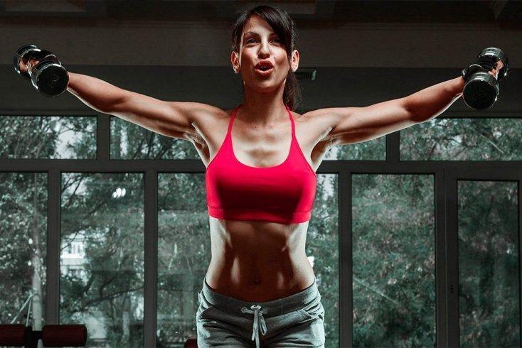 Примеры фитнес-тренировок для поклонниц ЗОЖ