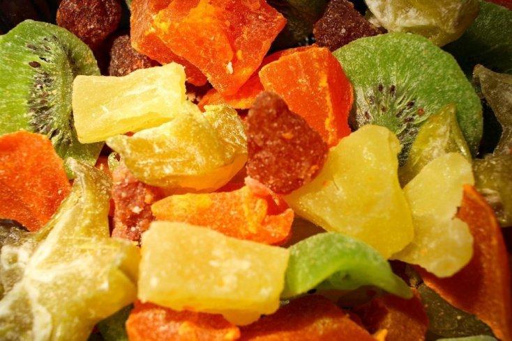 Рецепты вкусных цукатов