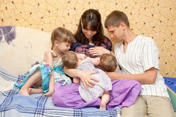 Кормление детей: что стоит знать