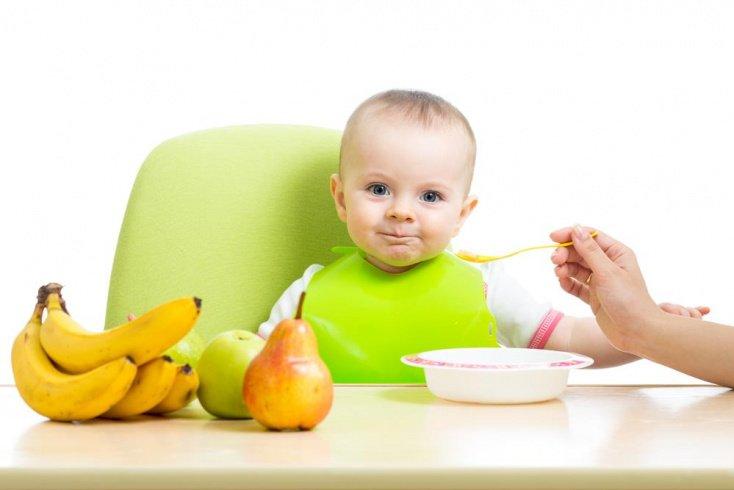 Питание ребенка: не только молоко