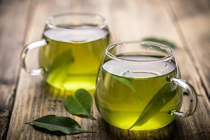 Здоровье и красота лица: польза зеленого чая